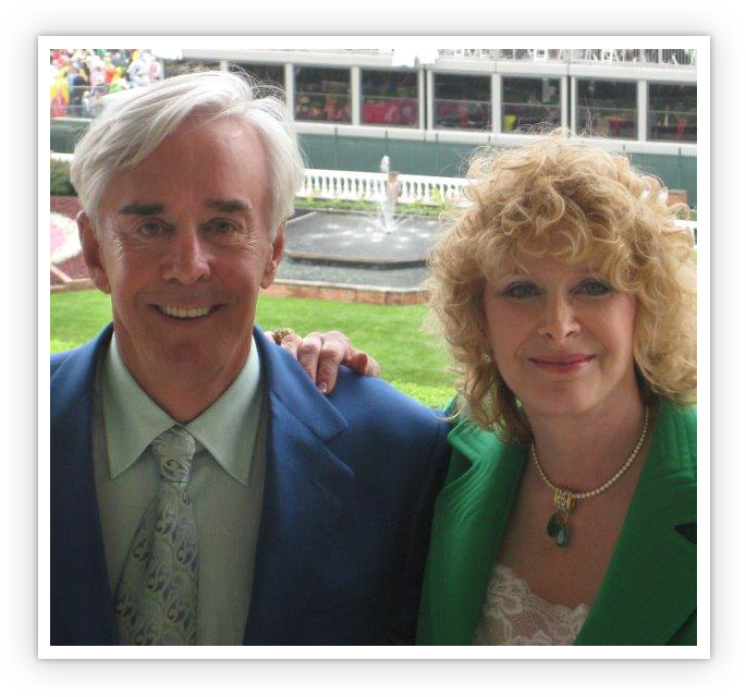 Billy Walters and Wife